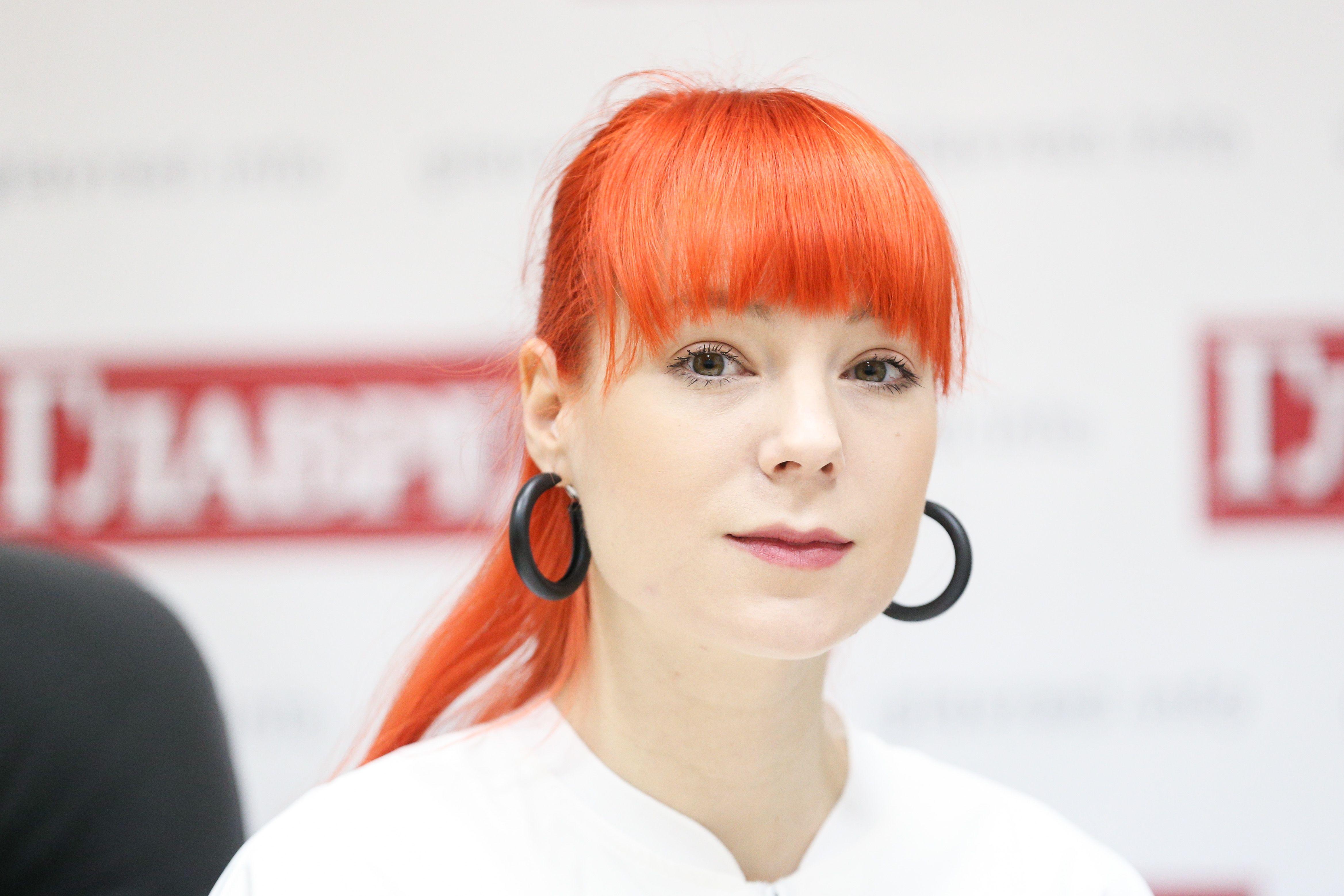 Светлана Тарабарова родила