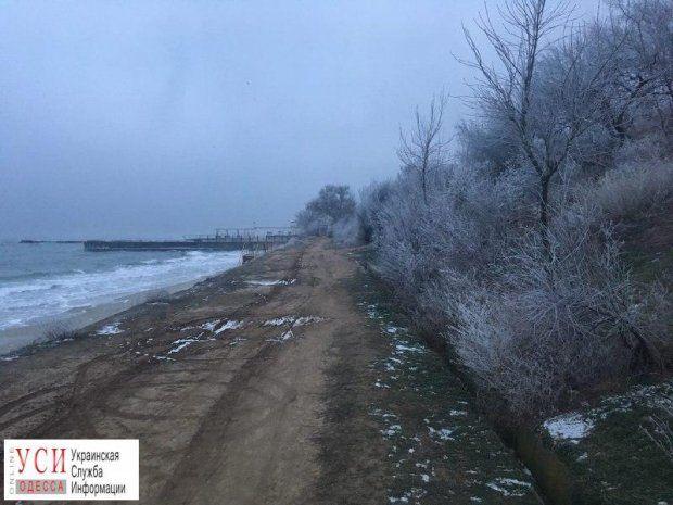 Черное море в Одессе