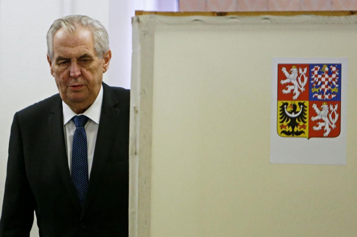 Земан считается пророссийски настроенным политиком