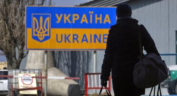 Украинцы думают о переезде в другую страну