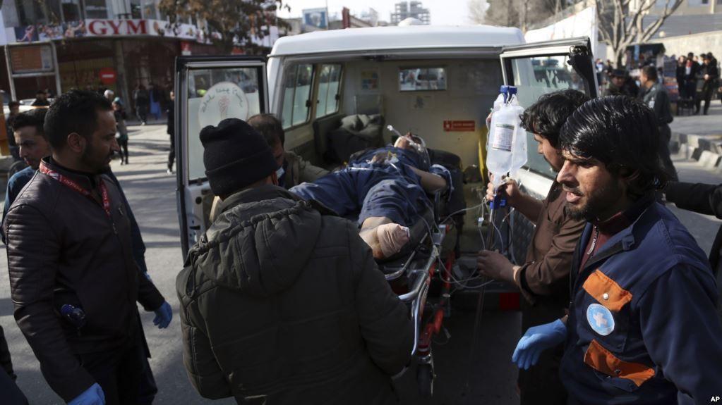 158 получили ранения различной степени тяжести.
