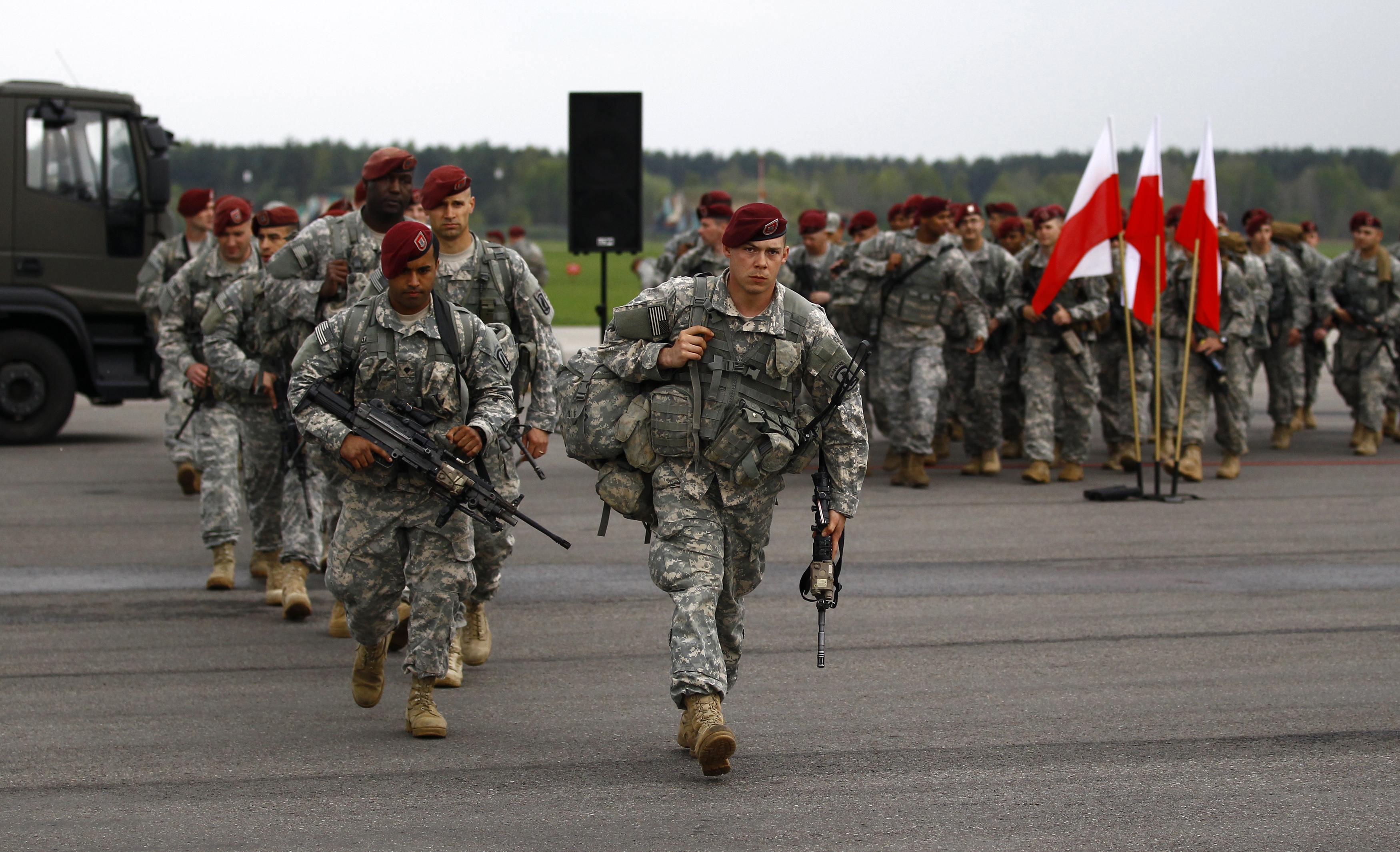 Иностранные военные