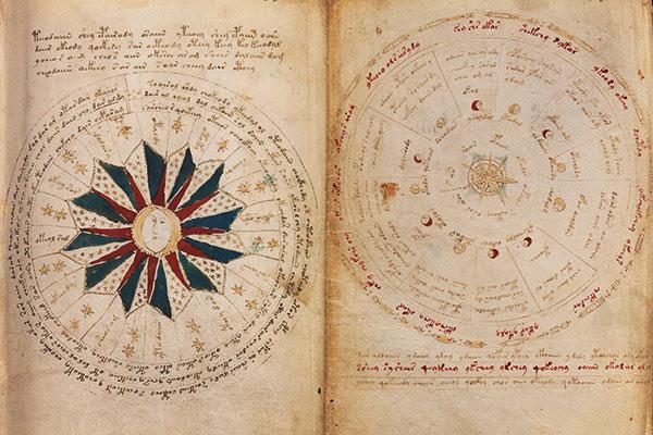 ИИ приблизился к разгадке текста, над которым ученые бьются уже больше века. Фото: Beinecke Rare Book & Manuscript Library / Wikipedia