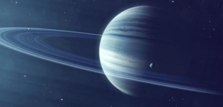 Ученые изучают кольца Сатурна