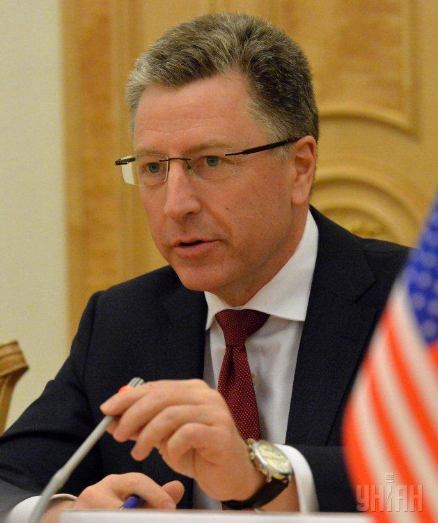 Волкер отметил, что в основном готовы направить своих военных западные страны