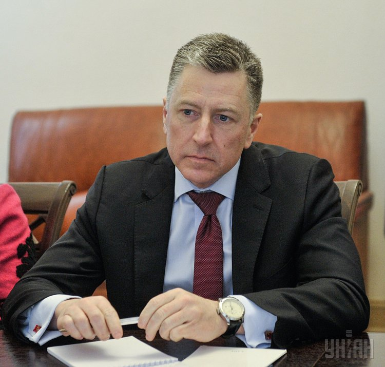 Курт Волкер заявил, что американская сторона намерена усилить оборонную способность Украины