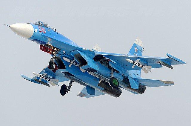 Пентагон назвал небезопасным перехват американского самолёта российским Су-27 Фото: vimpel-v.com