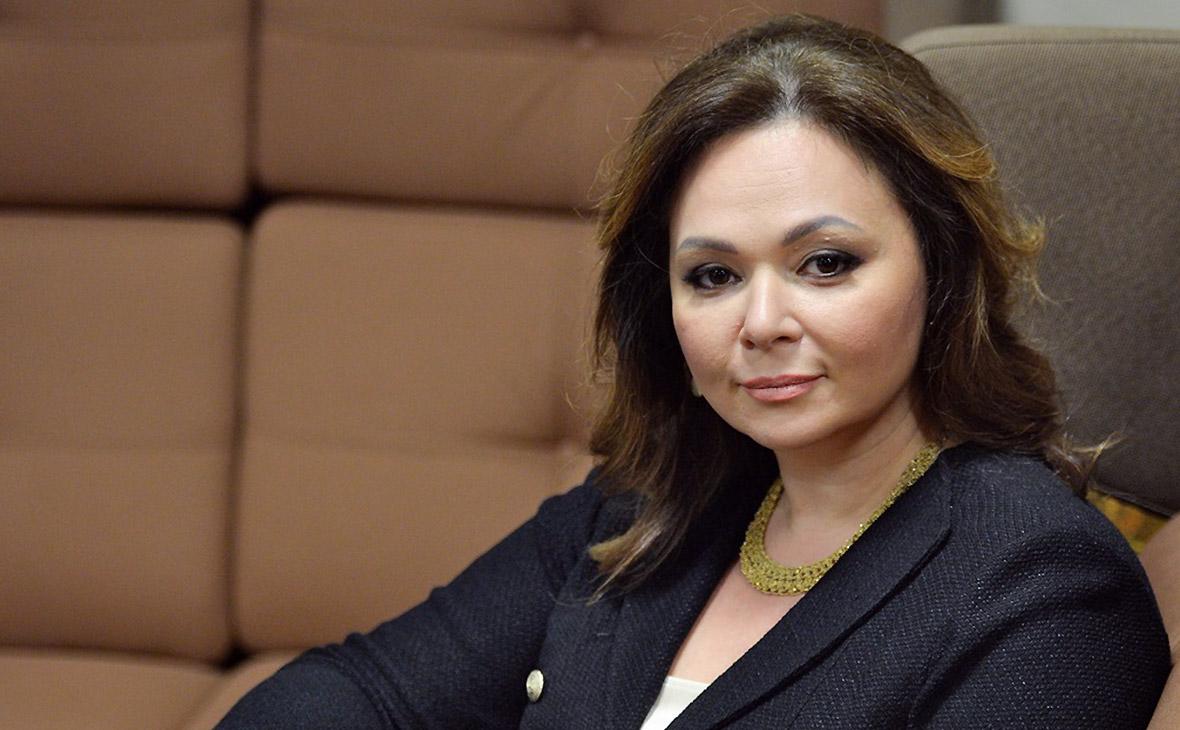 Наталья Весельницкая оказалась в центре внимания СМИ Фото: Юрий Мартьянов/Коммерсантъ
