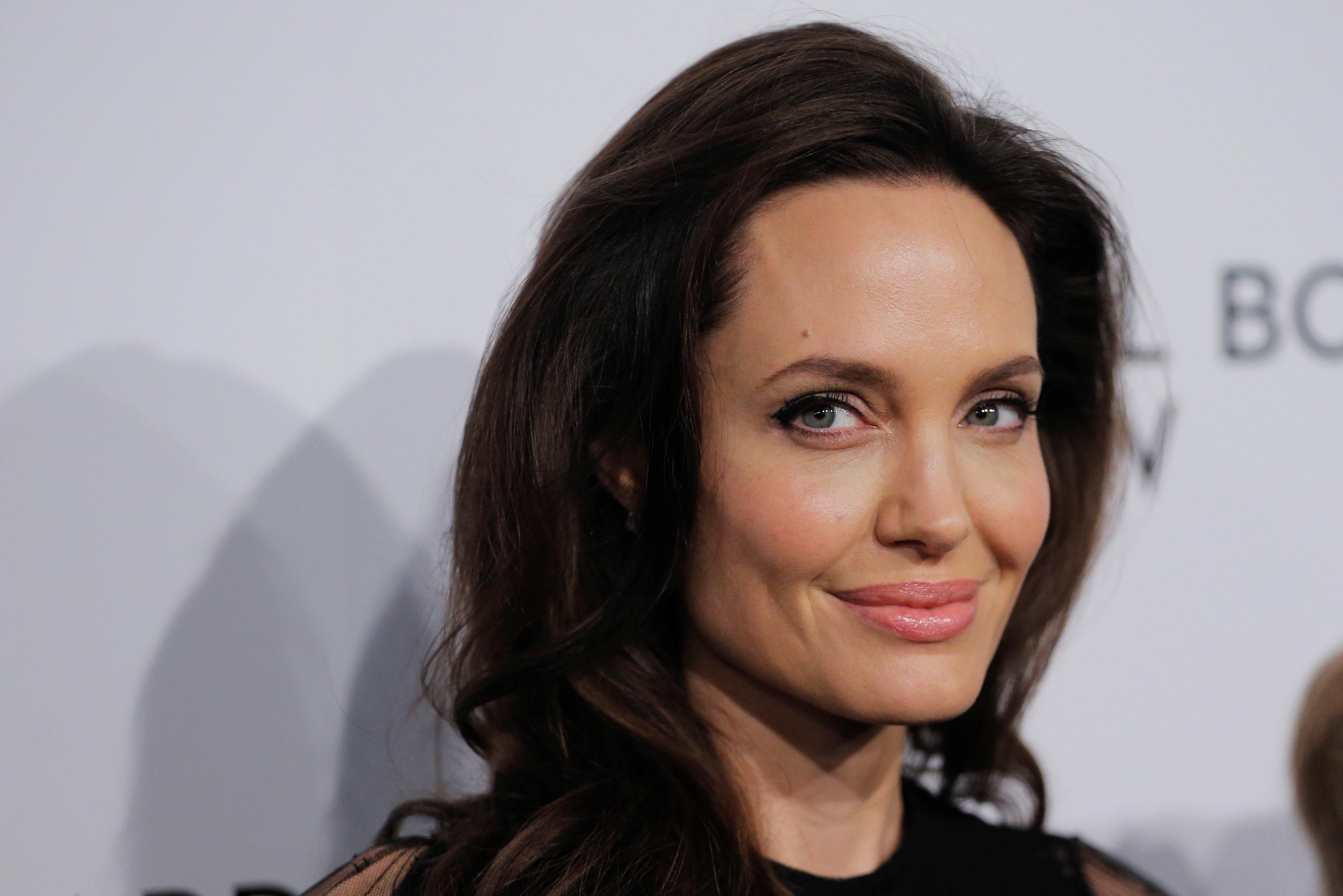 Джоли назвала самую