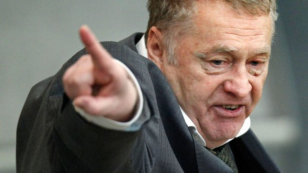 Лидер ЛДРП отметился скандальным заявленим