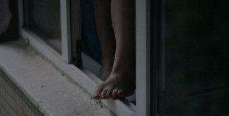 Самоубийство, окно