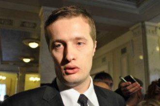 Алексей Порошенко, сын президента государства и член БПП.