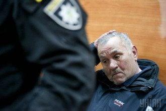 Юрий Россошанский предстал перед судом