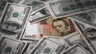 Нацбанк укрепил курс гривны
