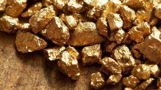 Какое природное явление превращает воду в золото
