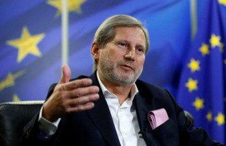 Йоханнес Хан жестко раскритиковал Киев.