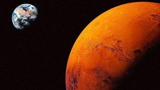 Люди планируют построить город на Марсе