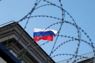 санкції, Росія