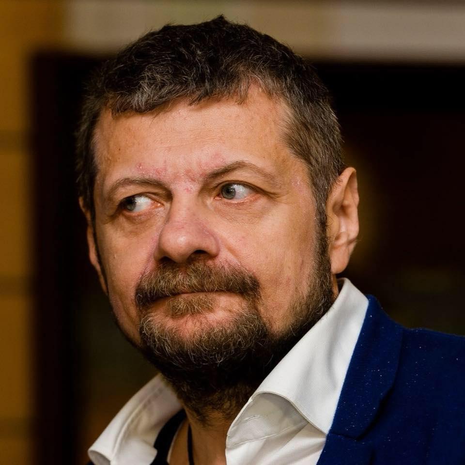Игорь Мосийчук заявил, что бороться с коллаборантами будут патриоты Фото: Facebook/Игорь Мосийчук
