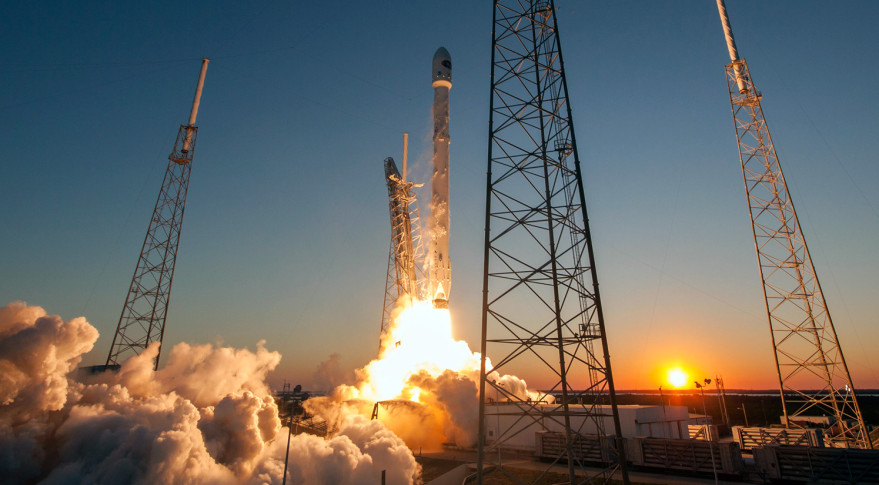 SpaceX второй раз за 2018 год осуществила успешный пуск ракеты Фото: SpaceNews