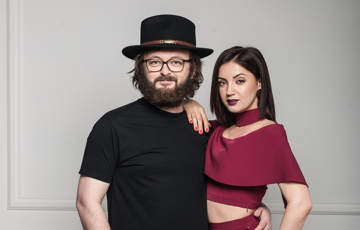 Ольга Цибульская и Dzidzio.