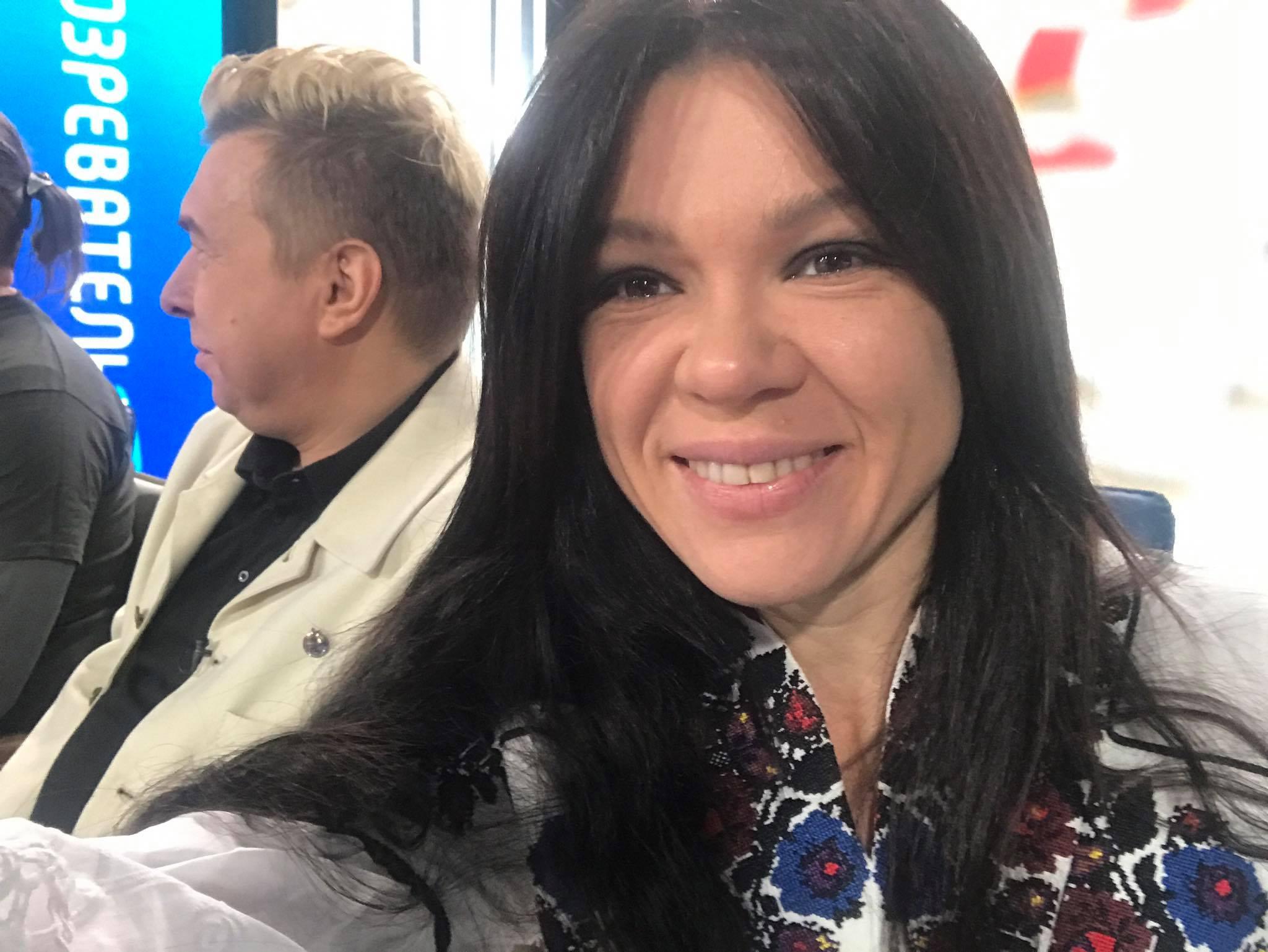 Руслана Лыжичко.