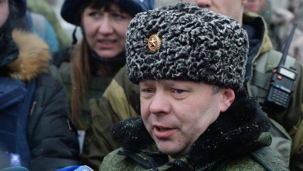 Владимир Кононов в результате инцидента не пострадал Фото:РИА Новости
