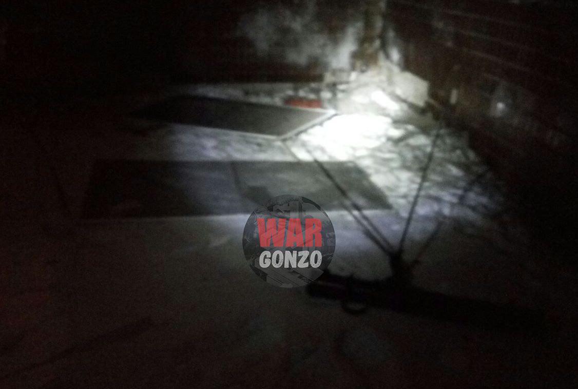 О пострадавших не сообщается Фото: WarGonzo
