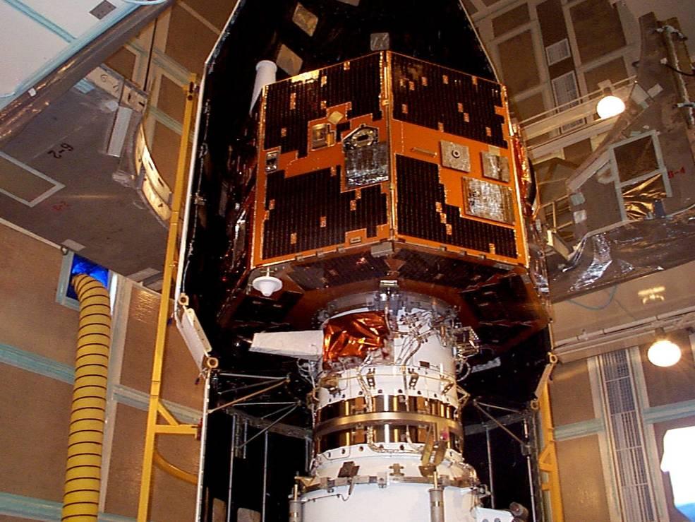 Аэрокосмическое агентство NASA восстановило связь со спутником Фото: NASA