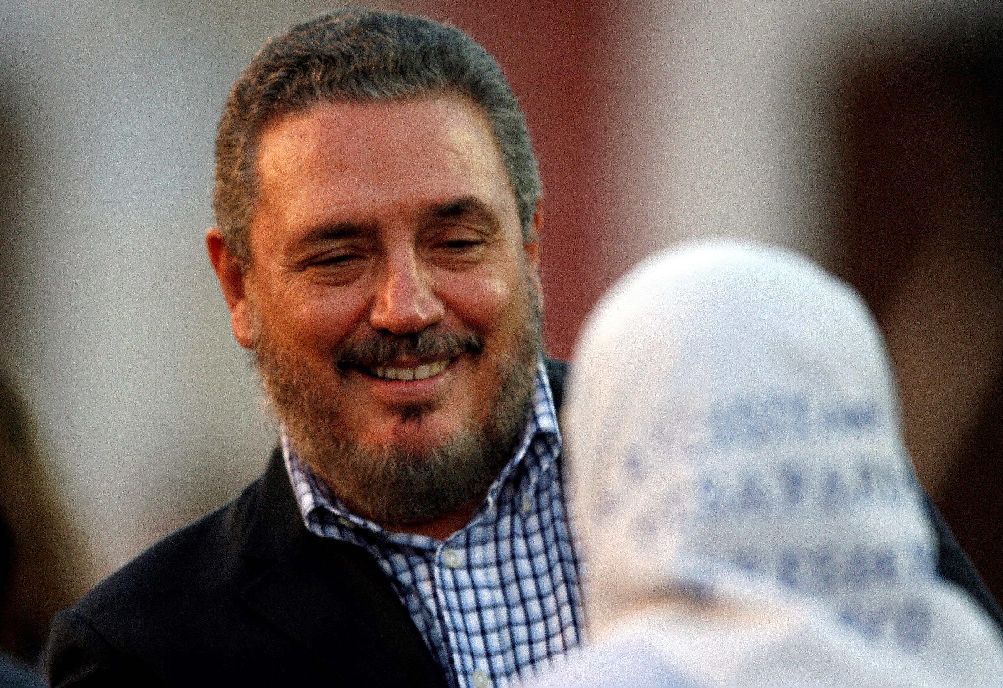 Фидель Анхель Кастро Диас-Баларт покончил с собой