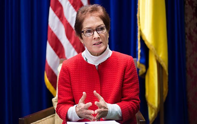 Мари Йованович полагает, что РФ агрессивными действиями против Украины на Азове переступила черту