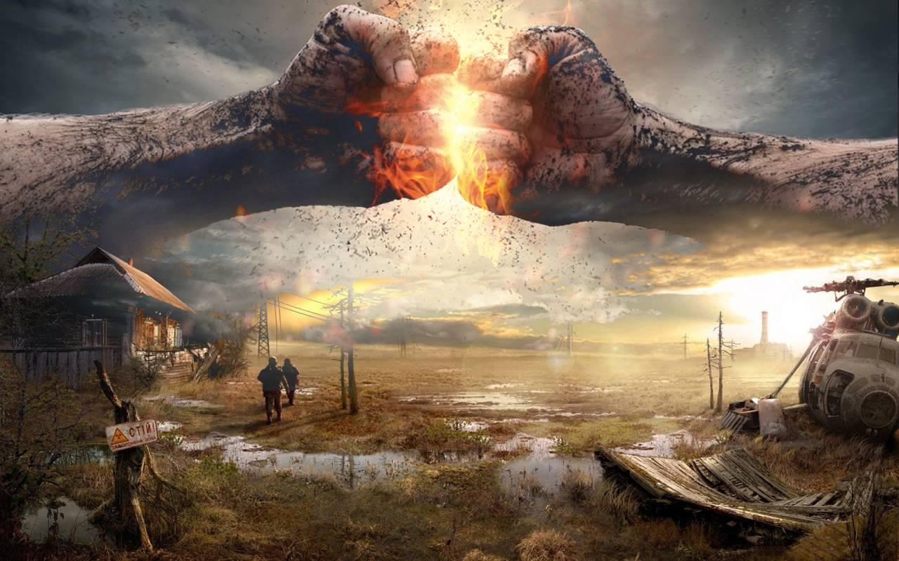 Мир катится к мировой войне
