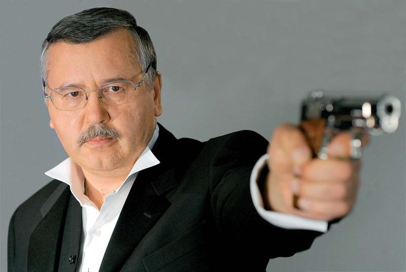 Гриценко выступает за дипломатию