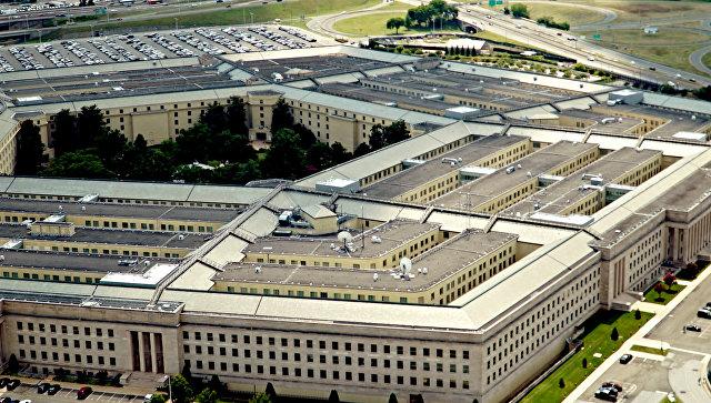 Главы оборонных ведомств Украины и США встретились в Пентагоне Фото: Arlington County