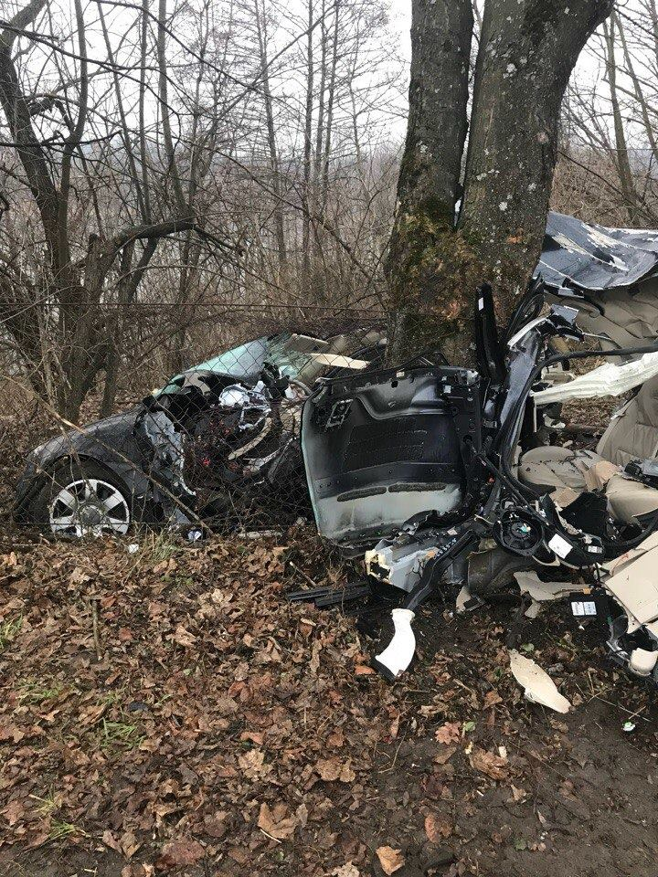 В Трускавце в ДТП погибли два человека