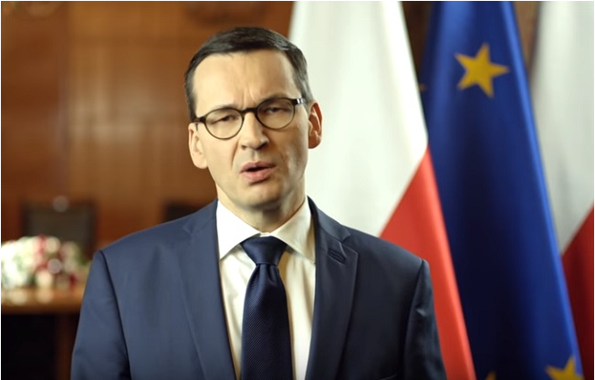 Матеуш Моравецкий заявил, что Польша борется