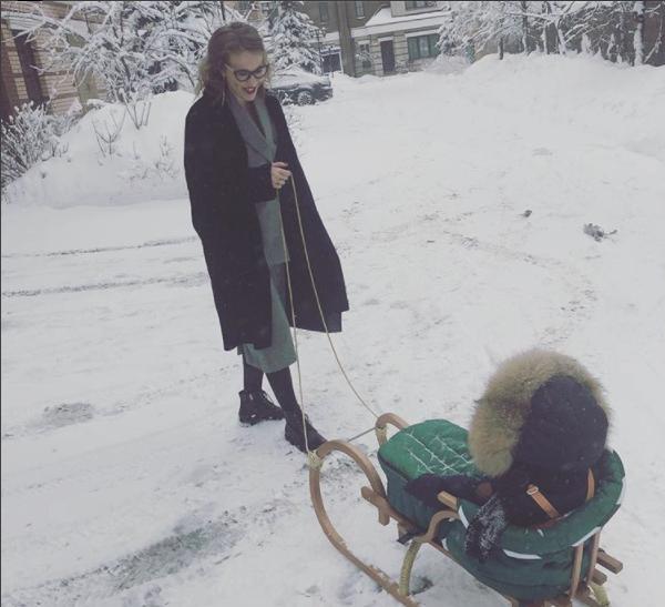 Фото: Instagram/Ксения Собчак