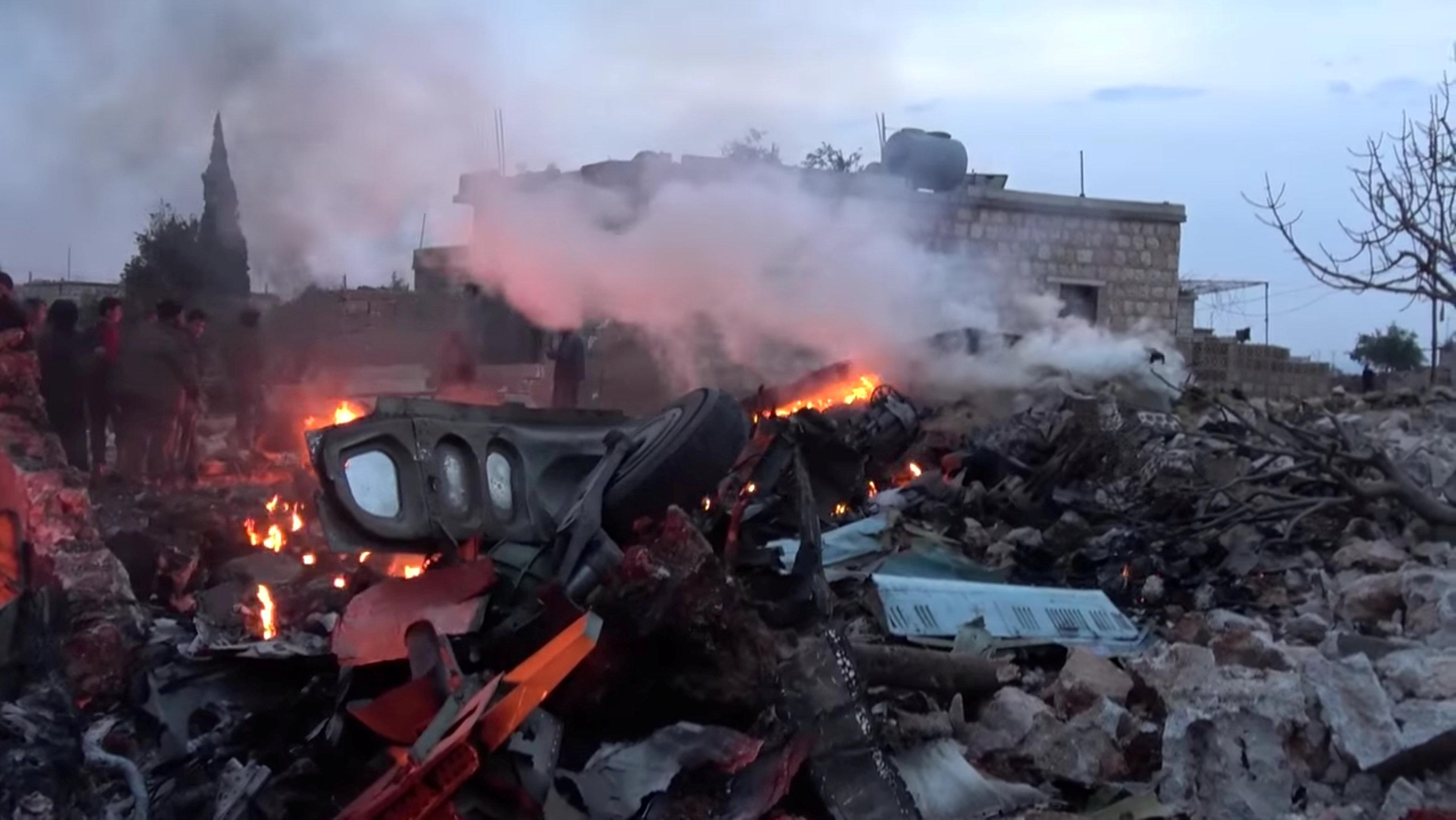 Войска В.Путина понесли новые большие потери вСирии