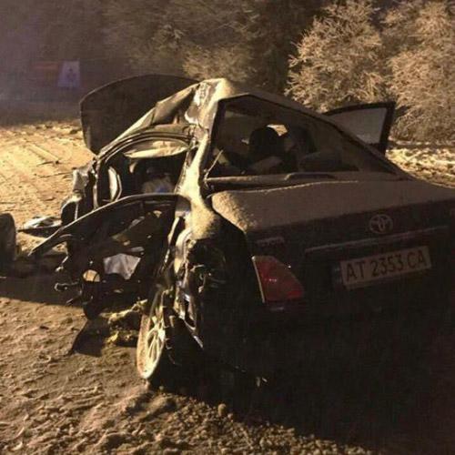 ДТП произошло на Тисменецкой трассе.