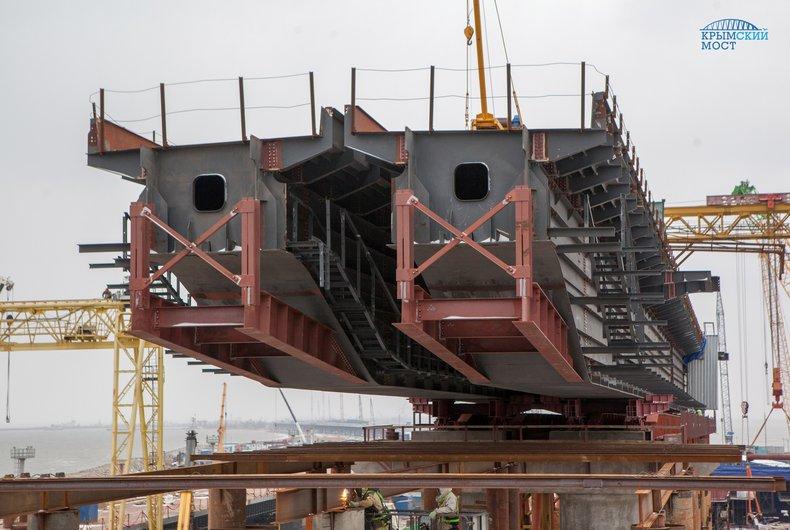 Ротенберг не хочет отвечать за безопасность построенного им Керченского моста.