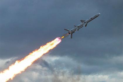 В СНБО сообщили, что крылатая ракета - украинская разработка. В России утверждают обратное. Фото: СНБО