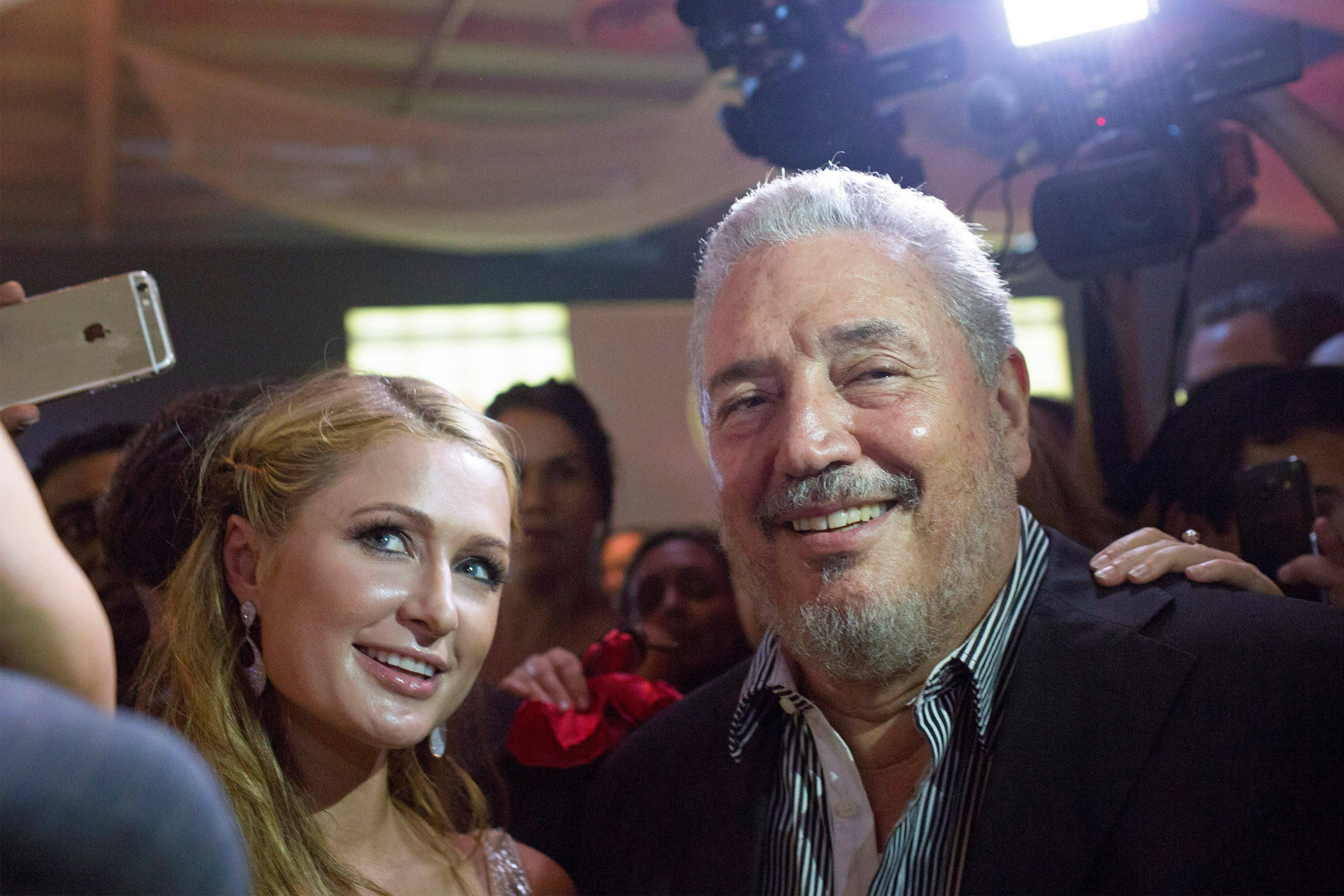 Фиделя Анхеля Кастро Диас-Баларта похоронили в столице Кубы