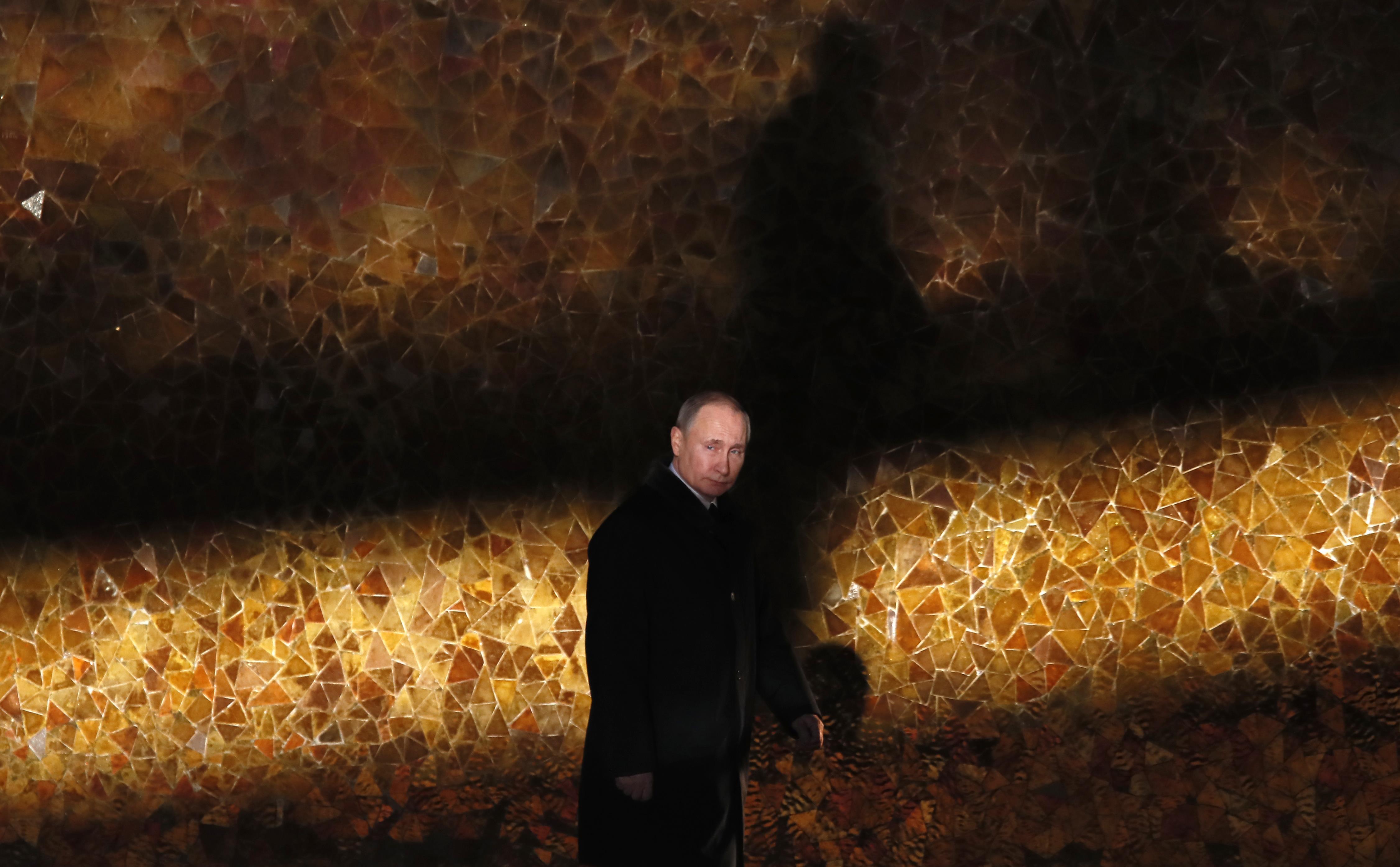 На выборах президента РФ Владимир Путин может проголосовать не в Москве