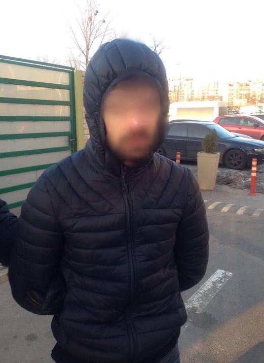 Задержанному иностранцу готовится сообщение о подозрении