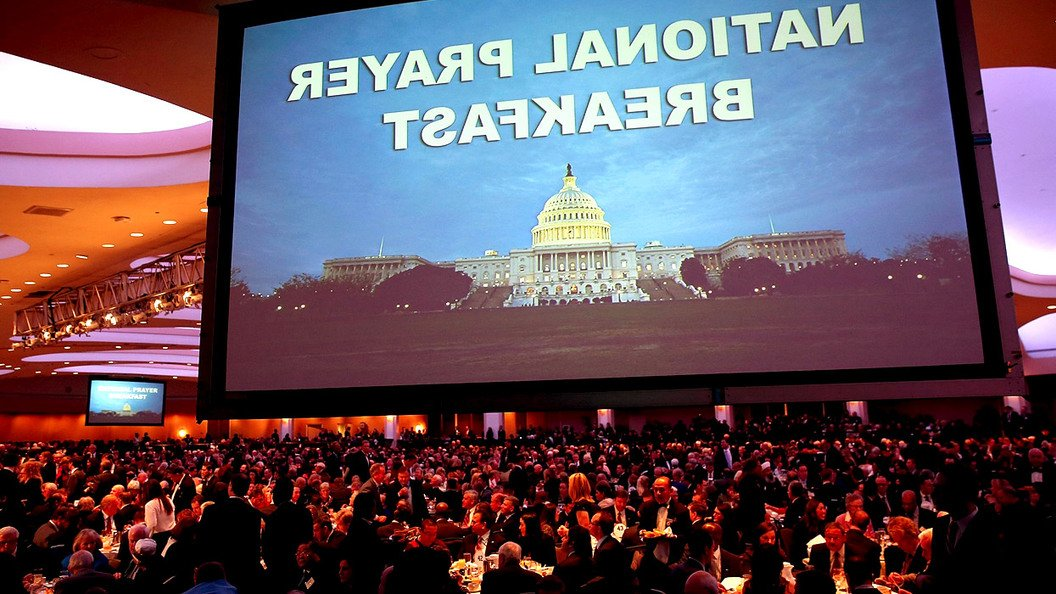 Украинские полити выкладывают за Молитвенный завтрак в Вашингтоне огромные суммы