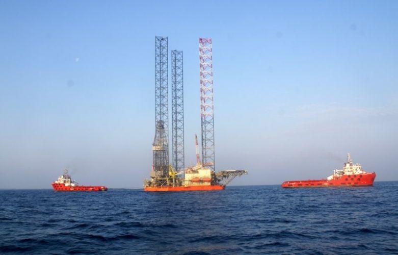 Добыча газа на шельфе Черного моря