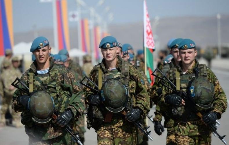 В Беларуси готовы отправить миротворцев на Донбасс
