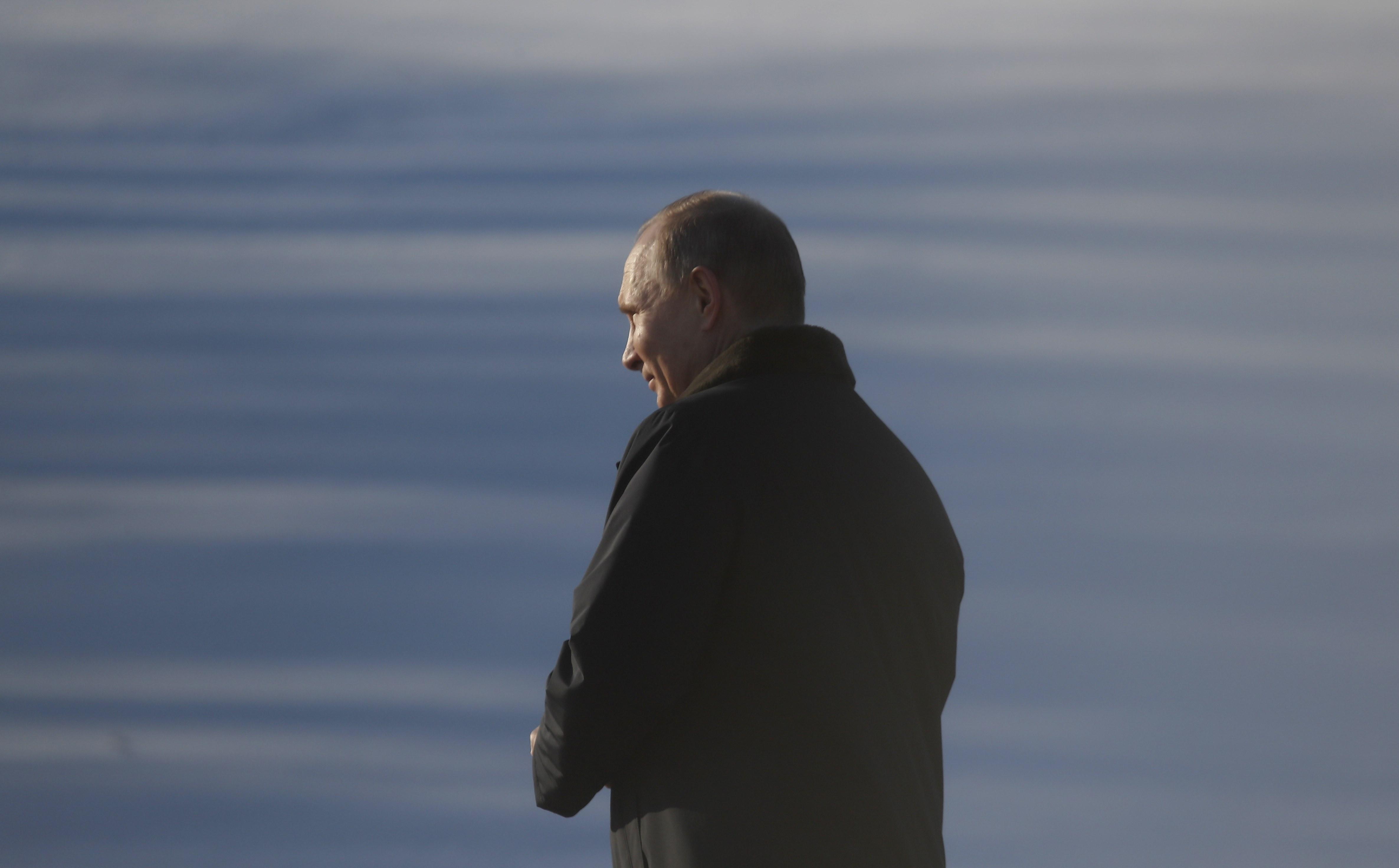 Владимир Путин никогда не сдается, считают пенсионеры