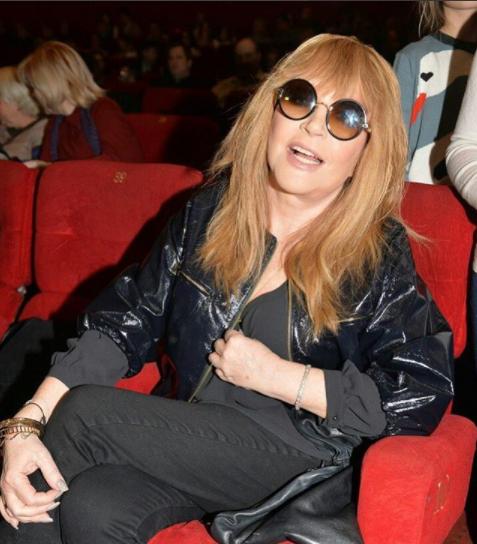 Пугачева пришла на премьеру фильма