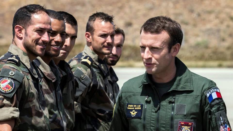 франция, военные
